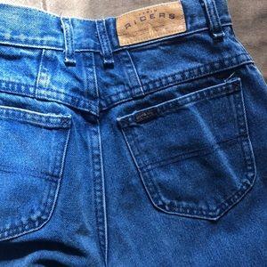 Vintage Jeans - Vintage riders jeans